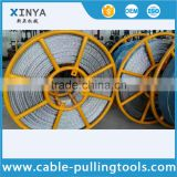 22mm 12 Strands 320kN Anti twist Wire Rope Overhead for Transmission Line Stringing Machine