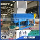 waste plastic shredder wood shredder machine for sale/industrial cardboard shredder