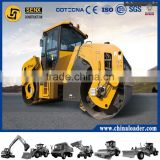 Full hydraulic road roller China RD7140 with deutz engine,sauer pump