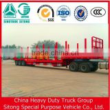 Sitong trailer atv timber truck trailer log loader semi trailer