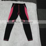 Wholesale Patchwork Women's Sportswear Pants