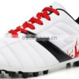 2017 New Design Non-branded Football Shoe Factory Stock Lot Sport Shoes Low Price Wholesale