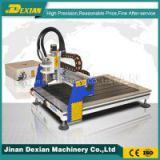 Best price wood mini cnc milling machine , hobby diy advertising cnc router 6090 for metal , acrylic , MDF