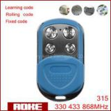 433mhz remote control for garage door/curtain/window