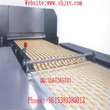 Saiheng Bakery Equipment Far Infrared Tunnel Electric Oven for Biscuit,Wafer,Cookies,Bread,Cake