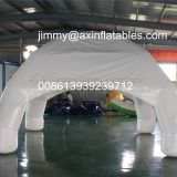 OEM fire-proof airtight type outdoor commercial grade advertising spider inflatable air dome tent for sale