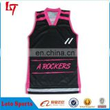 women 3d dry sublimation basketball jersey new design shirts and shorts reversible camo team basketball uniform