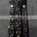 fashion suspender with skull BLT-25819