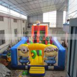 Jungle inflatable fun city castle jumping castle