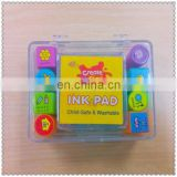 stamp ink pad for kids play