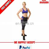 polyster/spandex gym wear for girls wholesale