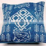 100% cotton home decor luxury stylish indian cushion cover