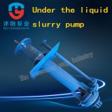 Submerged pump 65 qv - SP (R) rubber lining under the vertical liquid slurry pump