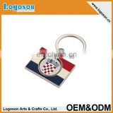 2015 novelty gift items personalize design keychain tourist souvenirs croatia