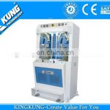 2014 Hot selling good guality two hot Shoe heel moulding Machine,shoe heel injection moulding Machine