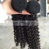 Expensive 4c afro kinky curly human hair weave in newyork
