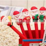 santa claus ball pen with logo promotion gift pen