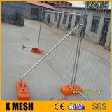 1.8x2.4m Welded Steel Playground Temporary Mesh Fencing Designed For Long Life