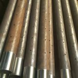 Erw Carbon Steel Pipe Jet Grouting Drill Rod
