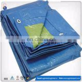China sun resistant blue heavy duty tarps