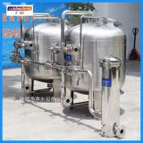 Pig farm turtle factory purification and filtration equipment sediment odor one-stop removal