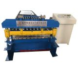 colored steel roof panel roll forming machine/IBR roof tile machine