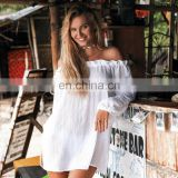 2019 Womens Beach Wear Bikini Cover Up Beachwear Swimwear Kaftan Ladies Summer Dress