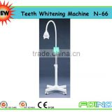 Portable dental laser/ whitening machine