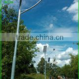 solar street lights with 30 Watt off-grid solar power green power solar led street light