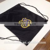 Wholesale polyester fabric dust bag/shoe bag/drawstring bag