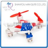 Mini Qute RC remote control flying Helicopter 2.4G Mini Quadcopter Headless mode 3D tumbling Educational electronic toy NO.V676A
