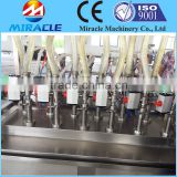 Large capacity High filling speed Edible Oil Filling Machines made in China (0086 13603989150)