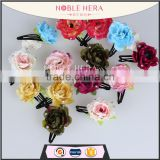 Fashion Cute Fabric Flower Hair Clips Baby Girl Hairpins Children Hair Accessories                                                                         Quality Choice