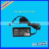 19.5V 2.31A 45W Original AC Adapter For Dell XPS 12 L221x L321x power supply 7.4mm*5.0mm