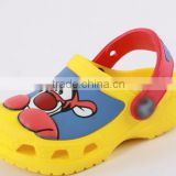 Hot Selling Summer Kids Garden Cartoon Winnie EVA Shoes Children Beach Sandals Slippers