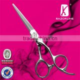 Razorline CK17S high quality hair cutting scissor, Hotest slim sword blade salon scissor, Chinese manufactory hair shears