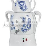 NK-S950 3.0L New Kettle electric samovar kettle PRINT WITH DECORATION