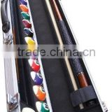 Aluminium pool players billiard ball case