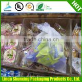 packaging bag for fruits / plastic food packaging bag / supermarket bag china manufacturing