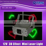 3D animation DJ Stage mini twinkle laser light