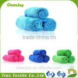 Car Microfiber Wash Cloth Cleaning Kitchen With Micro Fleece Towel