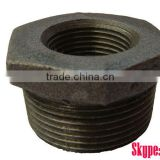 241 bushing GI Malleable Cast Iron Pipe Fitting Hebei factory ISO9000 BS21 standard pipe fittings