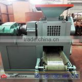 High pressure limestone powder briquette making machine/high draulic ball press machine for sale