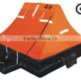 Small ISO Life Raft for Yacht 4 Person