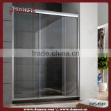 simple chinese bamboo shower enclosure panel