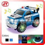 BO 360 rapid rotaion plastic toy car with headlights