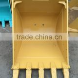 hyundai excavator bucket assembly excavator spare part track bucket for excavator used