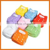WATERPROOF REUSABLE DIAPER WITH ADJUSTABLE MAGIC STYLE BABYLAND CLOTH DIAPERwashable wholesales
