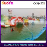 2016 Hot sale aqua park equipment inflatable, inflatable water park supplies,water park slides for sale