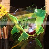 Hot Sale Heart Shaped Acrylic Fish Bowl, Acrylic Fish Tank,Aquarium